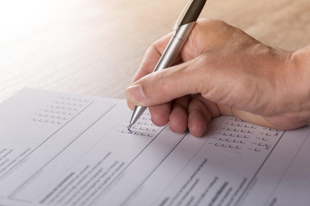 Customer research survey